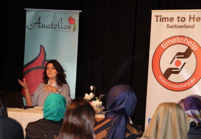 Frauenrechte und Projekt 'FISTULA'